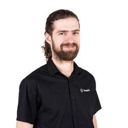 Jan Horák, vedoucí prodejny Bagalio Brno