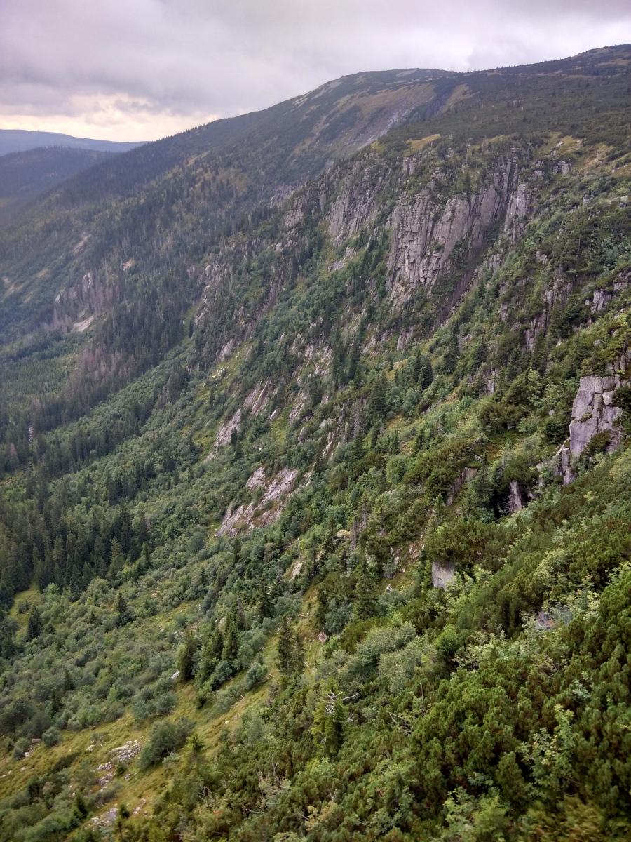 Krkonoše - Labský důl