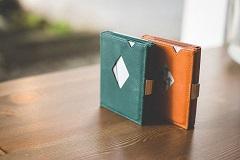 kožené peňaženky Exentri