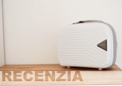 Recenzia March Gotthard Beauty Case