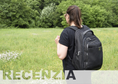 Recenzia Titan Power Pack Backpack