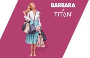 Barbara & Titan
