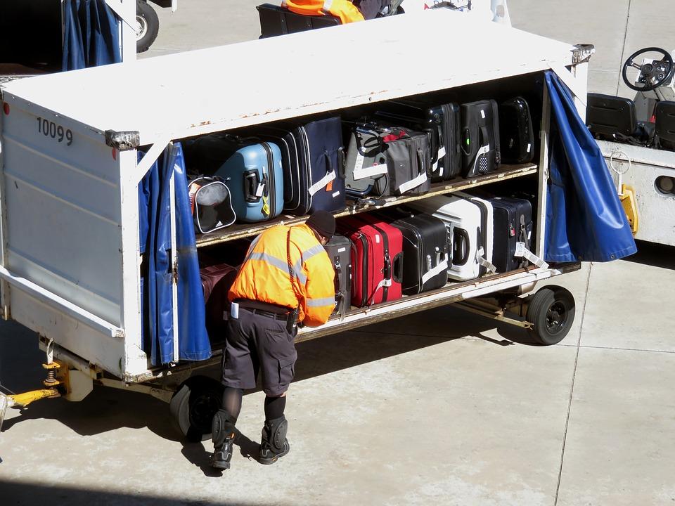 Nadrozměrné zavazadlo