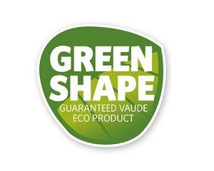 vaude_green_shape