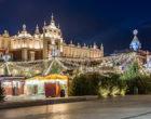 Vianočné trhy Krakov