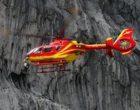 Vrtuľníková záchranná zdravotná služba